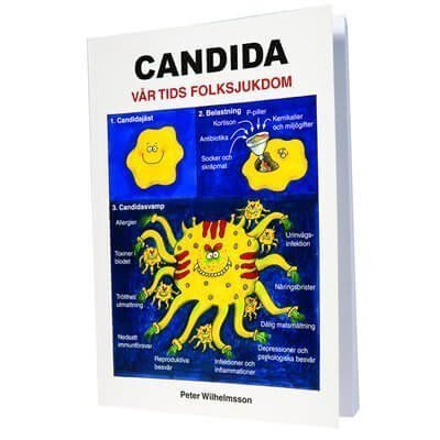 Candida - Vår tids folksjukdom